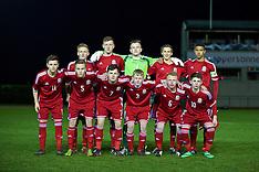 140320 Wales U15 v Poland U15