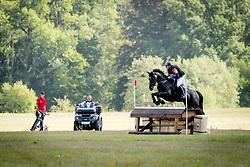 Grouwels Sven, BEL, Indiva vd Langeweg<br /> CCI Arville 2020<br /> © Hippo Foto - Sharon Vandeput<br /> 22/08/20