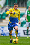 Michael O'Halloran (#11) of St Johnstone FC during the SPFL Premiership match between Hibernian and St Johnstone at Easter Road Stadium, Edinburgh, Scotland on 1 May 2021.