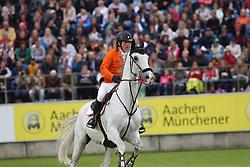 Schröder, Gerco (NED) Glock´s Cognac Champblanc<br /> Aachen - CHIO 2016<br /> © Stefan Lafrentz