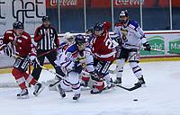 Ishockey , Get - ligaen ,<br /> 22.11.2012 <br /> Kristins Hall<br /> Lillehammer I.K  v Sparta Sarpsborg  5-2<br /> Foto:Dagfinn Limoseth  -  Digitalsport<br /> Henrik Ødegaard , Sparta