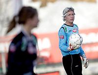 Fotball<br /> Toppserien<br /> Røa Banen<br /> 01.05.09<br />  Røa - Arna- Bjørnar<br /> Reidun Seth<br /> Foto: Eirik Førde