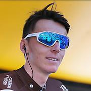 Romain Bardet (FRA - AG2R - La Mondiale) during the 105th Tour de France 2018, Stage 6, Brest - Mur de Bretagne Guerledan (181km) in France on July 12th, 2018 - Photo George Deswijzen / Proshots / ProSportsImages / DPPI