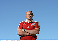 4 June 2013; Rory Best, British & Irish Lions, following a press conference ahead of their game against Western Force on Wednesday. British & Irish Lions Tour 2013, Press Conference, Perth Conference & Exhibition Centre, Perth, Australia. Picture credit: Stephen McCarthy / SPORTSFILE