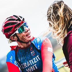 12-03-2021: Wielrennen: Healthy Ageing Tour: Wijster <br />Kirsten Wild