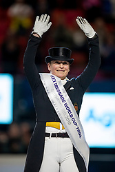 Werth Isabell, GER<br /> LONGINES FEI World Cup™ Finals Gothenburg 2019<br /> © Hippo Foto - Stefan Lafrentz<br /> 06/04/2019