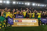 Norwich City v Blackburn Rovers A 270419