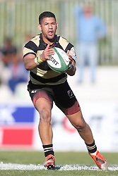Adriaan Carelse of Boland during the Currie Cup premier division match between the Boland Cavaliers and The Pumas held at Boland Stadium, Wellington, South Africa on the 2nd September 2016<br /> <br /> Photo by:   Shaun Roy/ Real Time Images