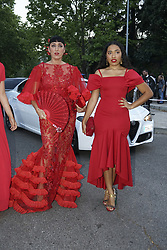 July 12, 2018 - Madrid, Spain - Rossy de Palma attends Vogue 30th Anniversary Party at Casa Velazquez on July 12, 2018 in Madrid, Spain. (Credit Image: © Oscar Gonzalez/NurPhoto via ZUMA Press)