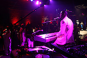 """Brian Mcknight performs at """" Lincoln After Dark """" sponsored by Lincoln Motors and hosted by Idris Elba and Steve Harvey and music by Biz Markie during the 2009 Essence Music Festival and held at The Contemporary Arts Center in New Orleans on July 4, 2009"""