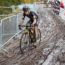 13-10-2019: Cycling: Superprestige Cyclocross: Gieten<br />Lars van der Haar