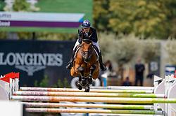 Moffitt Emily, GBR, Winning Good<br /> European Championship Riesenbeck 2021<br /> © Hippo Foto - Dirk Caremans<br /> 02/09/2021