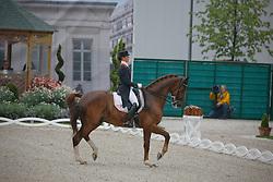 Cornelissen Adelinde (NED) - Parzival<br /> CHIO Aachen 2008<br /> Photo © Hippo Foto