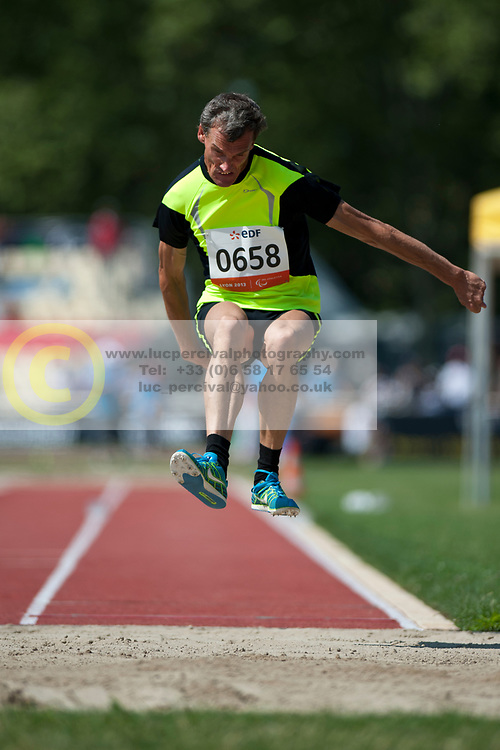 , , Long Jump, T37/38, 2013 IPC Athletics World Championships, Lyon, France