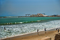 Elmina Castle & Beach
