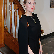 NLD/Loosdrecht/20130305 - Opname EO Mattheus Passion Masterclass 2013, Actrice en zangeres Hadewych Minis