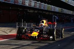 March 7, 2017 - Barcelona, Cataluna, Spain - Motorsports: FIA Formula One World Championship 2017, Test in Barcelona,.Daniel Ricciardo (AUS, Red Bull Racing) (Credit Image: © Hoch Zwei via ZUMA Wire)