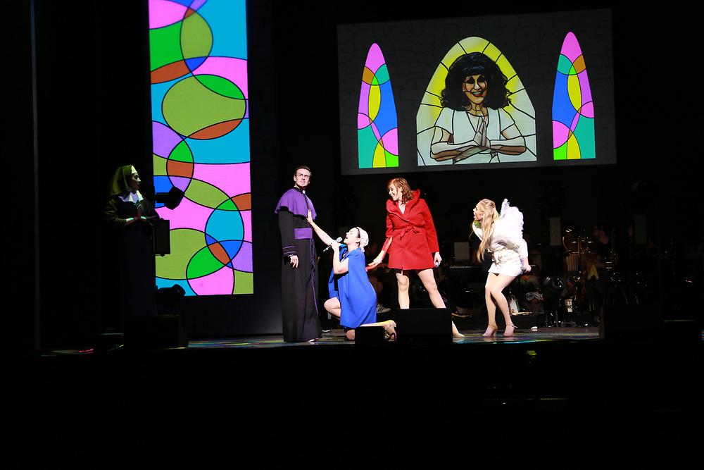 Young Frankenstein, Westend Eurovision 2018   Dress Rehearsal
