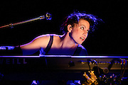 Photos of The Dresden Dolls performing at the Pageant in St. Louis on November 16, 2010