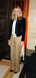 Model JODIE KIDD at the 2005 Lancome Colour Design Awards in association with CLIC Sargent Cancer Care for Children held at the Freemasons' Hall, Great Queen Street, London on 23rd November 2005.<br />NON EXCLUSIVE - WORLD RIGHTS