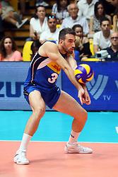 SIMONE PARODI (ITALY)<br /> ITALIA - USA<br /> VOLLEYBALL NATIONS LEAGUE 2018<br /> MODENA 24-06-2018<br /> FOTO GALBIATI - RUBIN