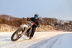 Ice Racing on Irondequoit Bay