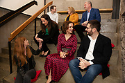 02/04/2019 Repro free:  <br /> Kathryn Harnett- Senior Consultantat Milltown Partners LLP, Mark Quick, Founding Director 9th Impact and Founding Director, Nephin Whiskey, Nicola Barrett, Senior Marketing Managerat Connacht Rugby, Mary Rodgers- Innovation Community Managerat the Portershed Niamh Costello GTC General Manager,  Joe Smyth- VP of R&D at Genesysat Genesys<br />  and  Giovanni Tummarello- Founder and CPOat Siren at Harvest in the Mick Lally Theatre , an opportunity to share ideas for innovation and growth and discuss how to cultivate the city as a destination for innovation, hosted by GTC  and Sponsored by AIB and The Sunday Business Post .<br /> <br /> <br /> <br /> <br /> A keynote address Start Up to Multinational - Positioning & Marketing Software for an International Audience from Joe Smyth, VP of R&D at Genesysat Genesys and a Panel Discussion on International Growth Through Innovation and Positioning<br /> Mary Rodgers- Innovation Community Managerat the Portershed (moderator)<br /> Kathryn Harnett- Senior Consultantat Milltown Partners LLP, Giovanni Tummarello, Founder and CPOat Siren,  Mark Quick, Founding Director 9th Impact and Founding Director, Nephin Whiskey, Nicola Barrett, Senior Marketing Managerat Connacht Rugby<br />  Photo: Andrew Downes, Xposure