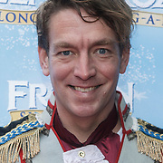 NLD/Amsterdam/20141213 - Disney première Frozen Sing-A-Long, Jan Willem Roodbeen