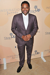 Anthony Anderson arrives at Step Up's 14th Annual Inspiration Awards held athe Beverly Hilton in Beverly Hills, CA on Friday, June 2, 2017. (Photo By Sthanlee B. Mirador) *** Please Use Credit from Credit Field ***