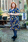 Presentatie tweede seizoen van de BNNVARA-dramaserie Oogappels <br /> <br /> Op de foto:  Eva Van der Gucht