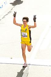 ING New York CIty Marathon: Alex White