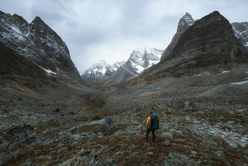 Qinngua Valley, South Greenland