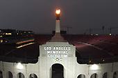 NCAA Football-Los Angeles Memorial Coliseum-Sep 11, 2020