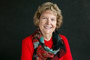 Joan has her portrait taken in Madison, Wisconsin on January 31, 2020.<br /> <br /> Beth Skogen Photography<br /> www.bethskogen.com Madison, Wisconsin portrait and headshot photographer