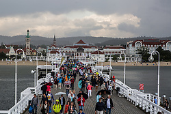 World Match Racing Tour - Energa Sopot Match Race    2015-07-28,  Sopot, Poland    © Copyright 2015    Robert Hajduk - WMRT    All Rights Reserved   