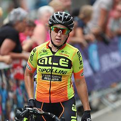 30-08-2017: Wielrennen: Boels Ladies Tour: Arnhem  <br />Chloe Hosking