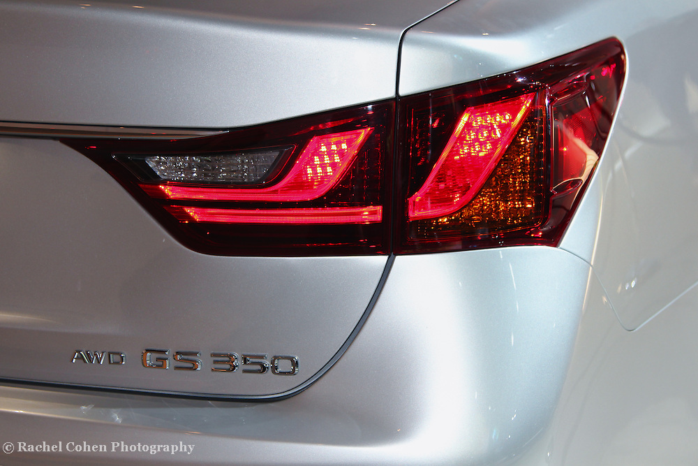 """""""Lexus GS 350""""<br /> <br /> The back right detail of the new 2013 Lexus GS 350. A beautiful new sport sedan from Lexus!!<br /> <br /> Cars and their Details by Rachel Cohen"""