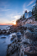We had to make a second trip to Bass Harvor lighthouse, just because it is so spectacular.
