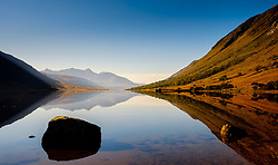 Loch Etive at the head of Glen Etive, Highlands of Scotland<br /> <br /> (c) Andrew Wilson   Edinburgh Elite media