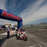 Round 5 of the 2006 AMA Superbike Championship and World Superbike Event at Miller Motorsports Park, June 29 - July 1, 2007.<br /> <br /> ::Images shown are not post processed::Contact me for the full size file and required file format (tif/jpeg/psd etc) <br /> <br /> ::For anything other than editorial usage, releases are the responsibility of the end user and documentation/proof will be required prior to file delivery.