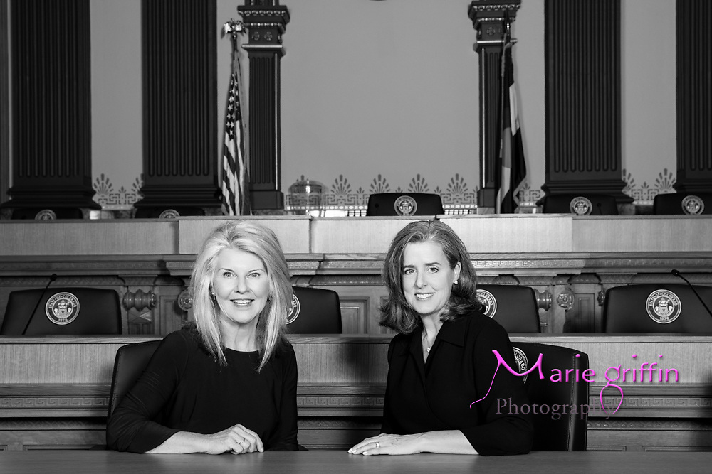 Aponte & Busam Public Affairs team photos at the Colorado State Capitol building in Denver, CO on Dec. 11, 2019.<br /> Photography by: Marie Griffin Dennis/Marie Griffin Photography<br /> mariegriffinphotography.com<br /> mariefgriffin{@}gmail.com