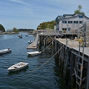 PHIPPSBURG, Maine --  6/1/14 --   <br /> 11 Fish House Cove. <br /> For Sale through Sharon Drake Real Estate <br /> Call 207-443-1005 <br /> Visit http://www.sharondrake.com/sd/ <br /> Photo © Roger S. Duncan 2014.