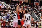 DESCRIZIONE : Castel San Pietro Lega A2 Femminile 2014-15 Playoff Finale Gara 3 Magika Alfagomma Castel San Pietro Paddy Power Sesto San Giovanni<br /> GIOCATORE : Maria Laterza<br /> CATEGORIA : tiro<br /> SQUADRA : Paddy Power Sesto San Giovanni<br /> EVENTO : Campionato Lega A2 Femminile 2014-15<br /> GARA : Magika Alfagomma Castel San Pietro Paddy Power Sesto San Giovanni<br /> DATA : 09/05/2015<br /> SPORT : Pallacanestro <br /> AUTORE : Agenzia Ciamillo-Castoria/M.Marchi<br /> Galleria : Lega A2 Femminile 2014-2015 <br /> Fotonotizia : Castel San Pietro Lega A2 Femminile 2014-15 Playoff Finale Gara 3 Magika Alfagomma Castel San Pietro Paddy Power Sesto San Giovanni