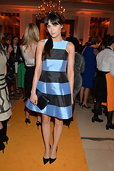 LILAH PARSONS at the Veuve Clicquot Business Woman Awards held at Claridge's, Brook Street, London on 11th May 2015.