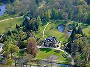 Nederland, Noord-Holland, 's-Gravenland,  07-05-2021; Noordeinde, Buitenplaats Boekesteyn.<br /> <br /> luchtfoto (toeslag op standaard tarieven);<br /> aerial photo (additional fee required)<br /> copyright © 2021 foto/photo Siebe Swart