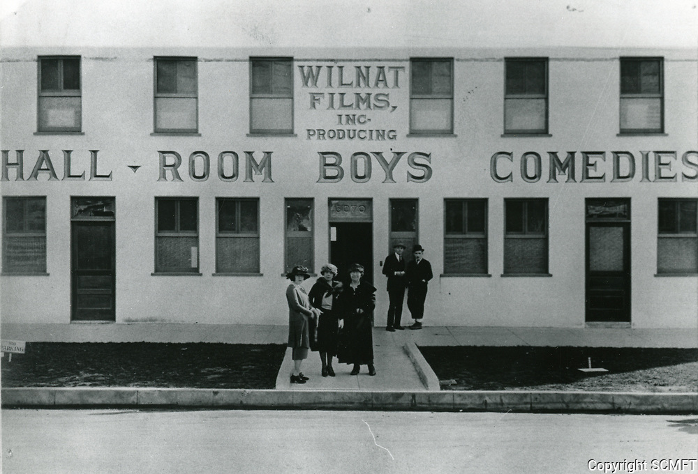 1922 Willat Studios in Culver City, CA