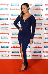 Rhea Bailey attending the Inside Soap Awards 2016 held at The Hippodrome Casino, London<br /><br />Picture date: Monday October 3, 2016. Photo credit should read: Doug Peters/ EMPICS Entertainment.