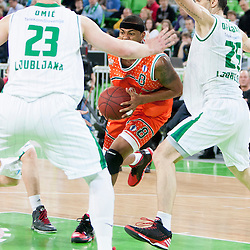 20140122: SLO, Basketball - EuroCup, KK Union Olimpija Ljubljana vs Banvit Bandirma
