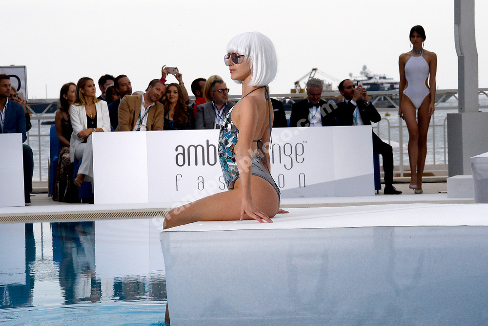 Amber Lounge fashion show before the 2019 Monaco Grand Prix. Photo: Grand Prix Photo