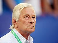 Photo: Chris Ratcliffe.<br /> USA v Czech Republic. Group E, FIFA World Cup 2006. 12/06/2006.<br /> Karel Bruckner, coach of Czech Republic.